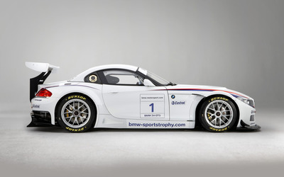 BMW Z4 GT3 [3] wallpaper