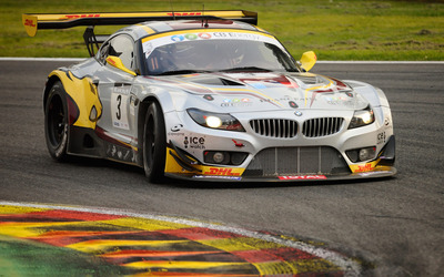 BMW Z4 GT3 [2] wallpaper