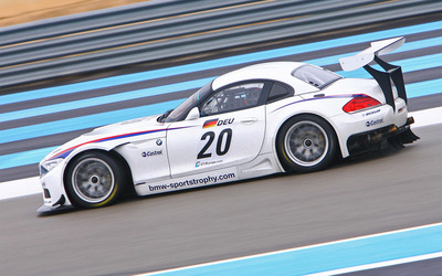 BMW Z4 GT3 [4] wallpaper