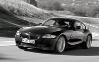 BMW Z4 M Coupe wallpaper 1920x1200 jpg
