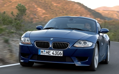 BMW Z4 M Coupe [2] wallpaper