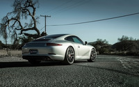Boden Porsche 911 Carrera S back view wallpaper 1920x1080 jpg