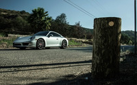 Boden Porsche 911 Carrera S front side view from far wallpaper 1920x1080 jpg