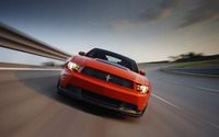 Boss 302 Mustang [3] wallpaper 1920x1200 jpg