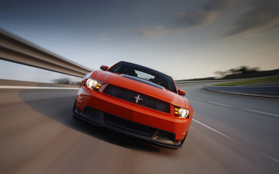 Boss 302 Mustang [3] wallpaper