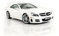 Brabus Mercedes-Benz SL-Class wallpaper 1920x1200 jpg