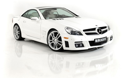 Brabus Mercedes-Benz SL-Class wallpaper