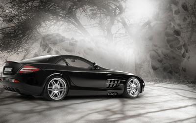 Brabus SLR McLaren wallpaper