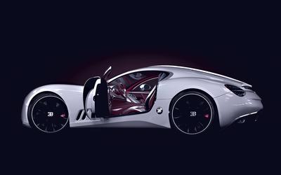 Bugatti Gangloff Concept [2] wallpaper