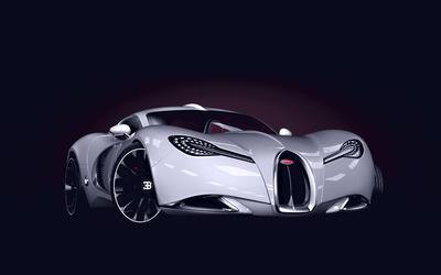 Bugatti Gangloff Concept wallpaper