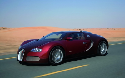Bugatti Veyron [2] wallpaper