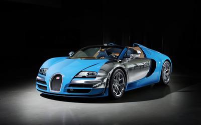 Bugatti Veyron [4] wallpaper