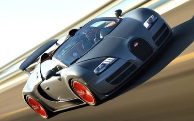 Bugatti Veyron [10] wallpaper