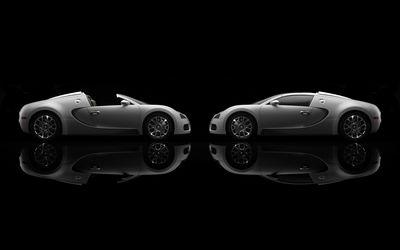 Bugatti Veyron Cabrio [2] wallpaper