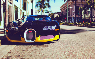 Bugatti Veyron EB 16.4 [3] wallpaper