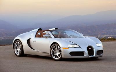 Bugatti Veyron EB 16.4 [4] wallpaper
