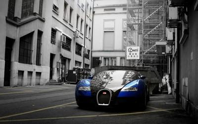 Bugatti Veyron EB 16.4 [9] wallpaper