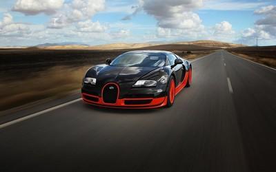 Bugatti Veyron EB 16.4 [7] wallpaper