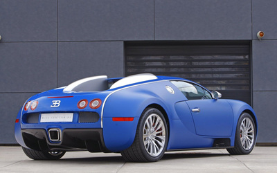 Bugatti Veyron EB 16.4 [12] wallpaper