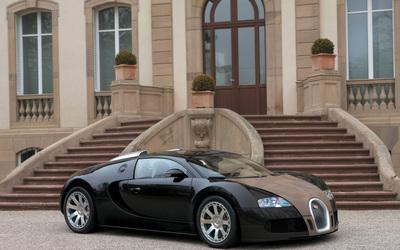 Bugatti Veyron EB 16.4 [5] wallpaper