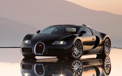Bugatti Veyron EB 16.4 wallpaper