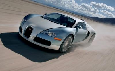 Bugatti Veyron EB 16.4 [8] wallpaper