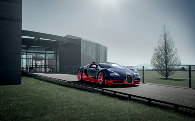 Bugatti Veyron Grand Sport Vitesse wallpaper