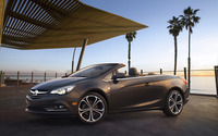 Buick Cascada convertible wallpaper 2560x1600 jpg