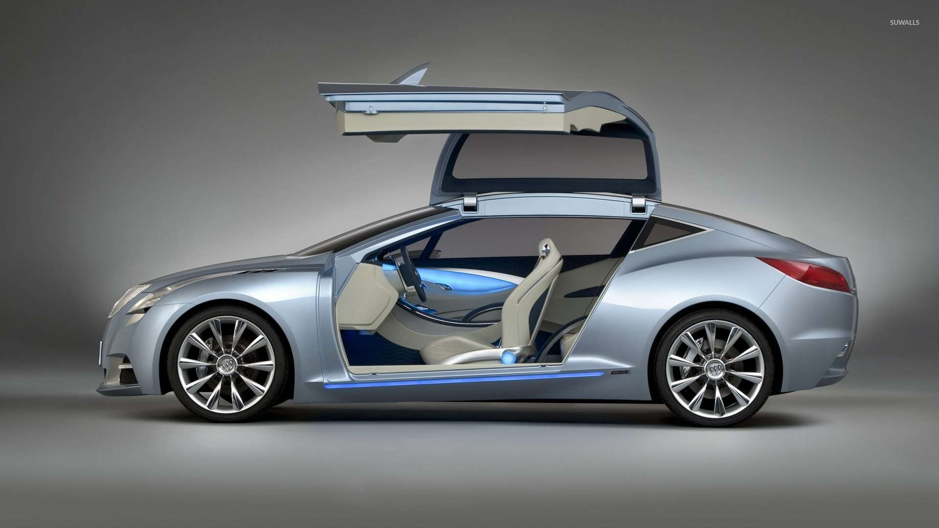 Image 1 Of 49 Buick Riviera Concept 2018 Hottest Car 1951 Xp 300 Wallpaper Wallpapers 33445