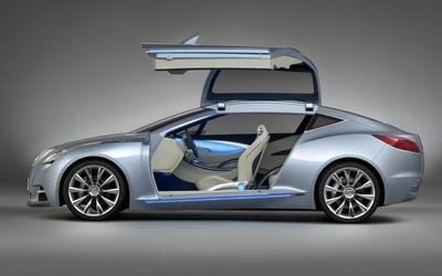 Buick Riviera concept car wallpaper