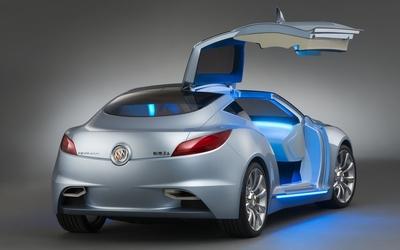 Buick Riviera concept car [2] wallpaper