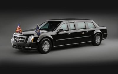 Cadillac Presidential Limousine wallpaper