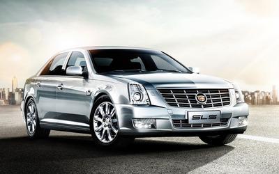 Cadillac SLS wallpaper