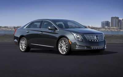 Cadillac XTS wallpaper