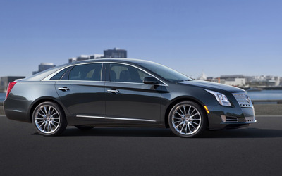 Cadillac XTS [4] wallpaper