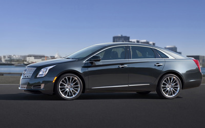 Cadillac XTS [3] wallpaper