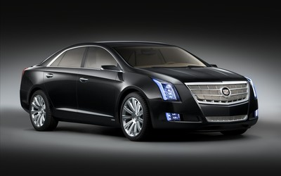 Cadillac XTS Platinum wallpaper