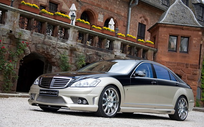 Carlsson Mercedes-Benz S-Class wallpaper