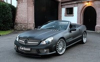 Carlsson Mercedes-Benz SL-63 wallpaper 1920x1200 jpg
