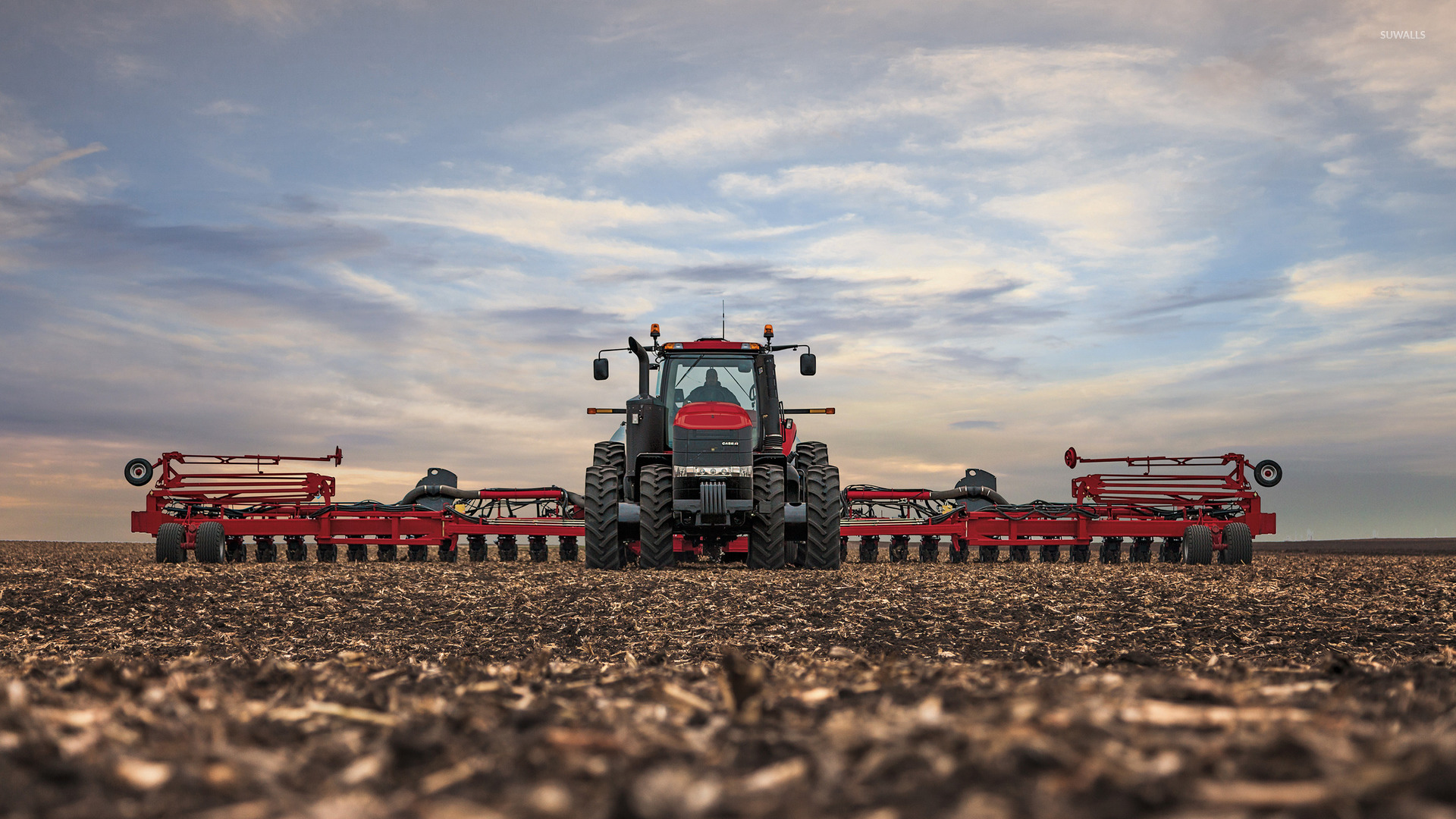 Case Tractor Posters : Caseih magnum tractor wallpaper car wallpapers