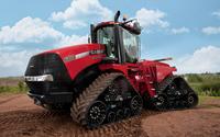 CaseIH Steiger 600 Quadtrac tractor wallpaper 2880x1800 jpg
