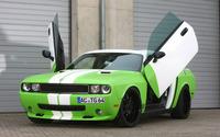 CCG Automotive Dodge Challenge Wrapped SRT-8 wallpaper 1920x1200 jpg