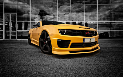 Chevrolet Camaro [2] wallpaper