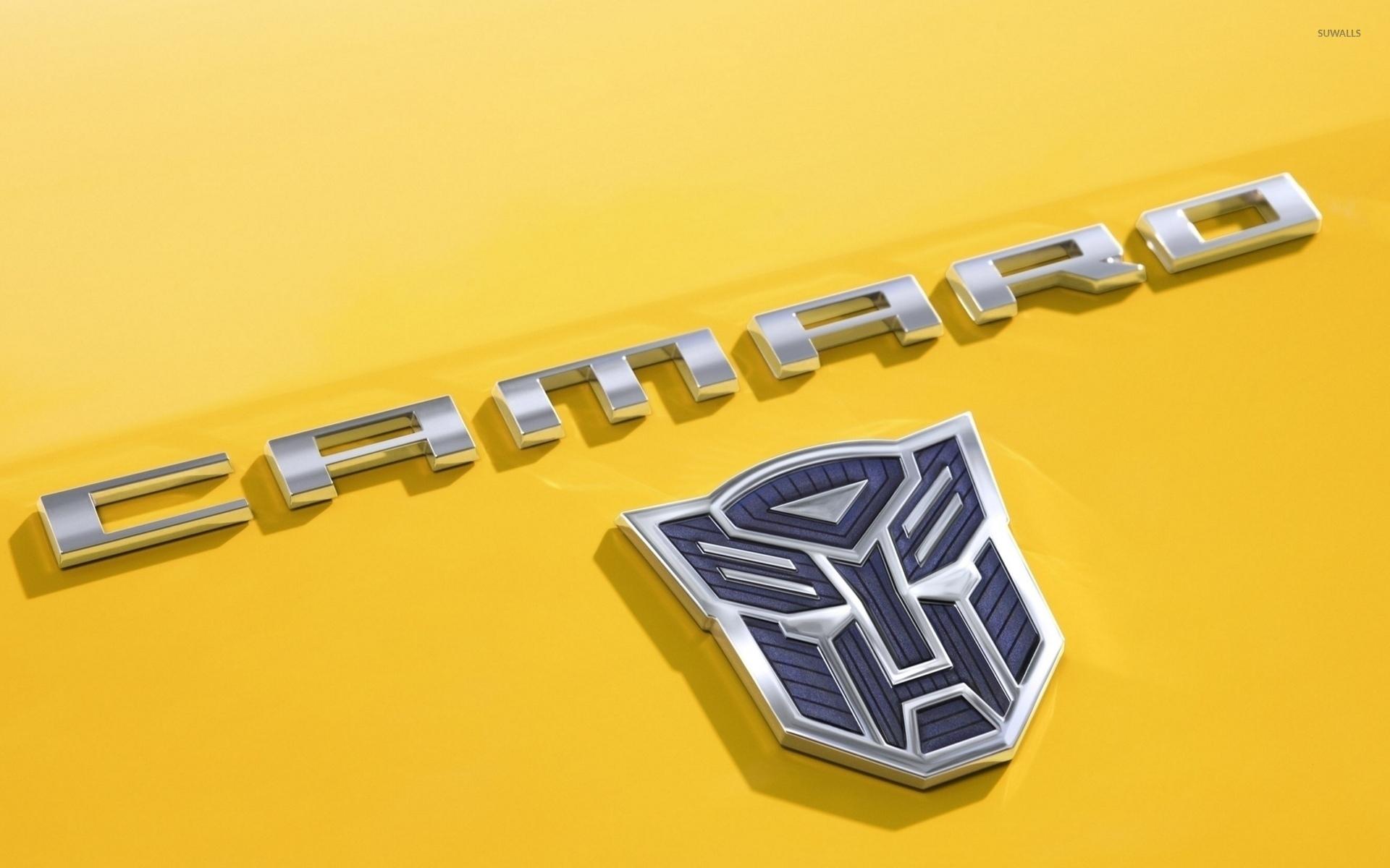 chevrolet camaro logo � idea di immagine auto