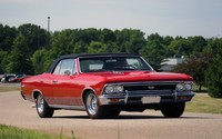 Chevrolet Chevelle SS wallpaper 1920x1200 jpg