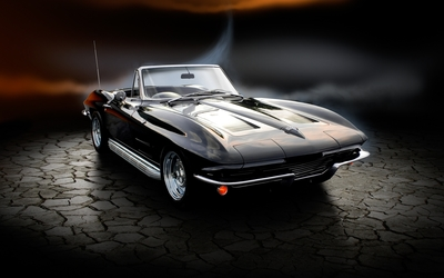 Chevrolet Corvette [3] wallpaper