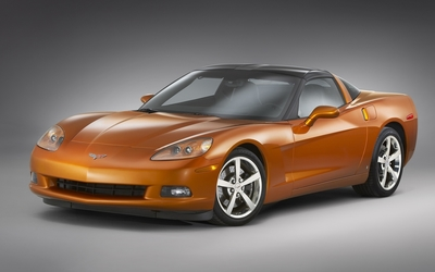 Chevrolet Corvette C6 Convertible wallpaper