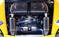 Chevrolet Corvette C6.R engine wallpaper 2880x1800 jpg