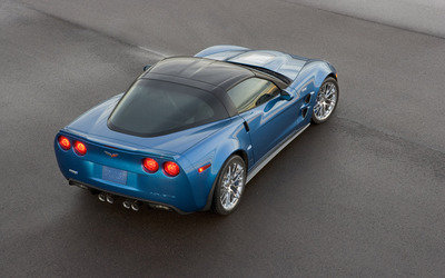 Chevrolet Corvette C6 ZR1 [3] wallpaper