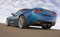 Chevrolet Corvette C6 ZR1 [2] wallpaper 2880x1800 jpg